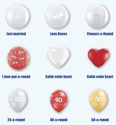 9-ballonnen-ballondecoratie