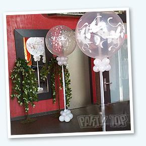 Ballonpilaar Luxe