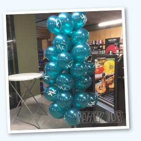 Bedrukte Ballonnen en Ballonnenboom
