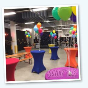 BallonnenBoeket 8 ballonnen
