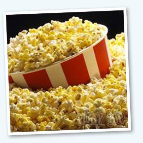 Popcorn zoet/zout