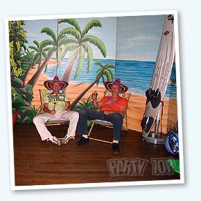 Tropical Beach Party